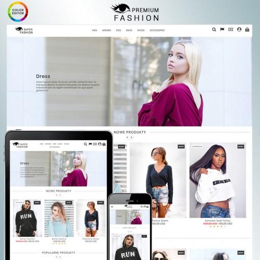 Premium Fashion Store