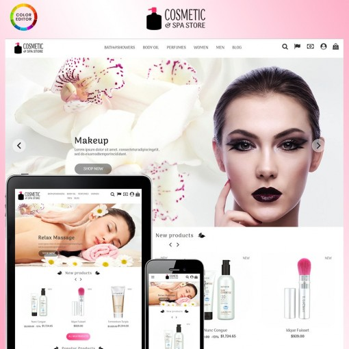 Cosmetic & Spa Store