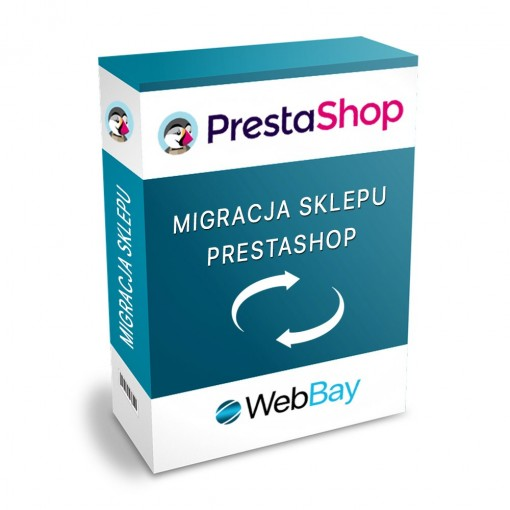 Usługa aktualizacji sklepu Prestashop 1.6.x i...