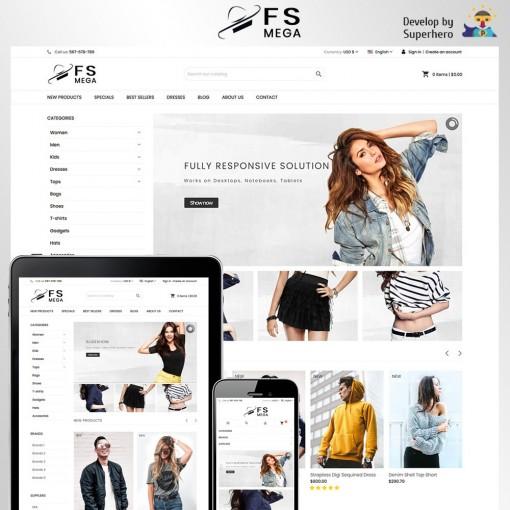 Mega Fashion Store