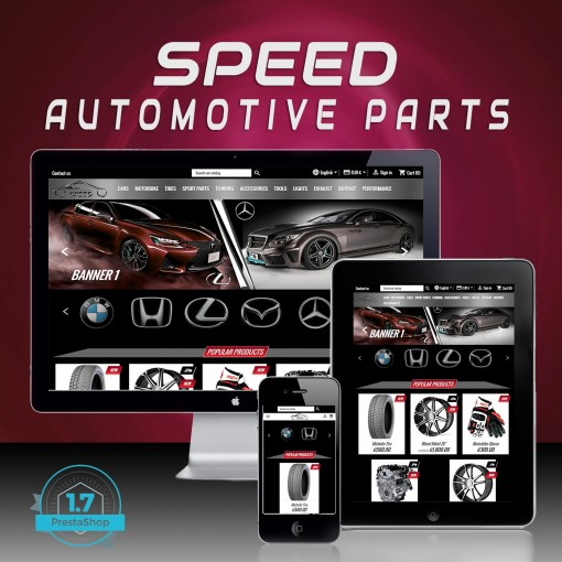 Speed Automotive Parts