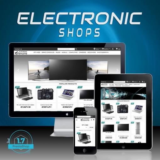 Electronic Shops