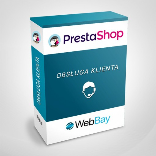Customer Service Prestashop 1.7