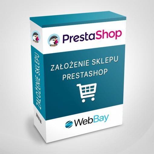 Założenie sklepu Prestashop
